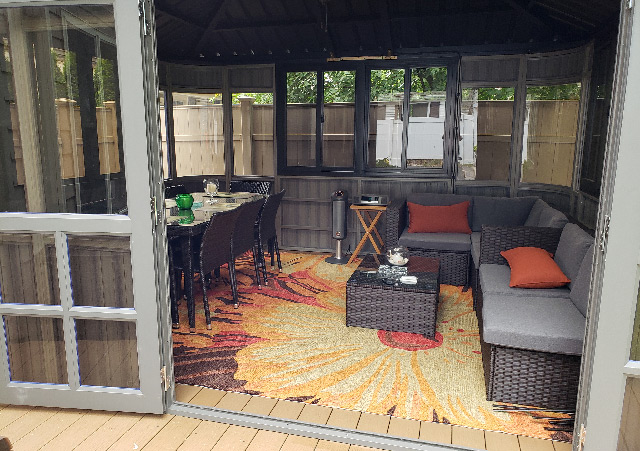 What to Make Of Your Own Home Spa Gazebo