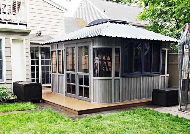 Colorado 12x14 gazebo