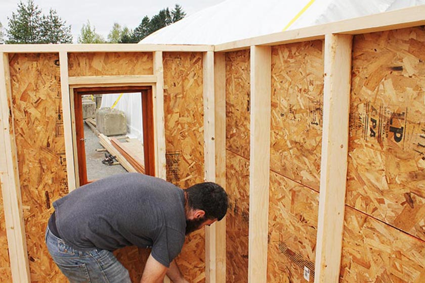 Attaching Oposite Side Wall - Spa Gazebo|Hot Tub Enclosure - Westview Manufacturing