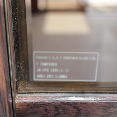 gazebo window corner