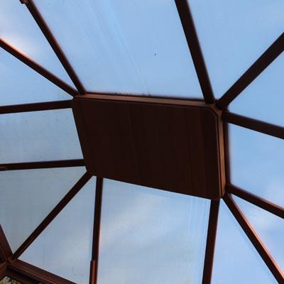 gazebo roof highlight