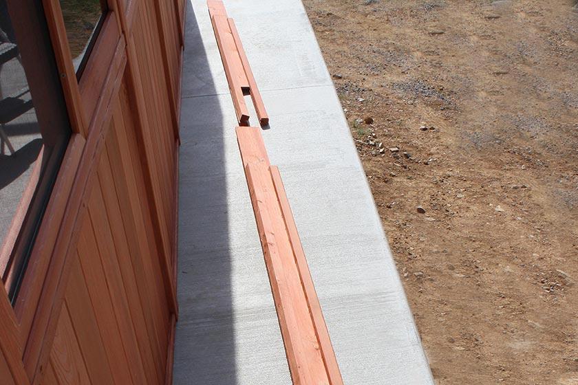Roof Frame - Spa Gazebo Hot Tub Enclosure - Westview Manufacturing
