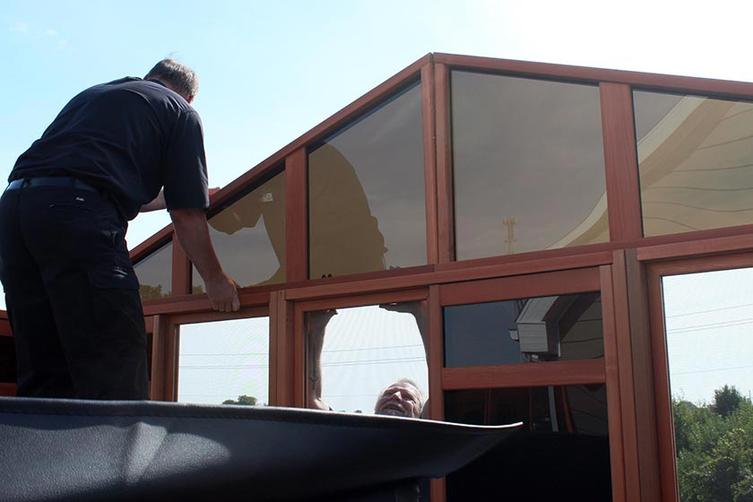 Attaching Gables - Spa Gazebo|Hot Tub Enclosure - Westview Manufacturing
