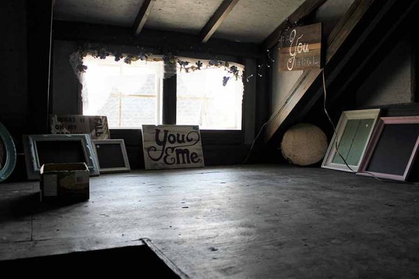 The Store cabin second floor