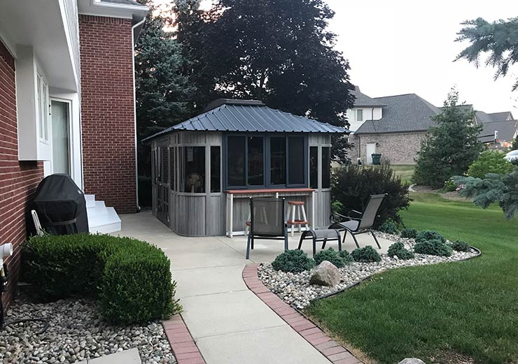 How to Ensure Relaxation Inside Your Spa Gazebo