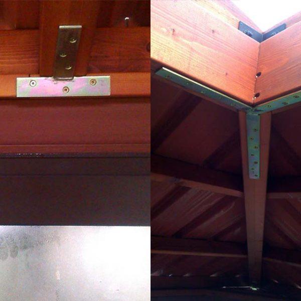 steel roof brackets