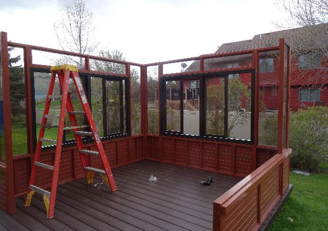 Brentwood installation